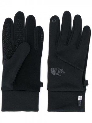 Tech-finger gloves The North Face. Цвет: черный