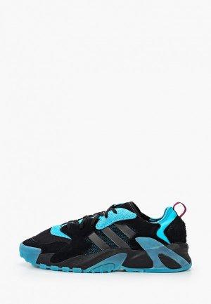 Кроссовки adidas Originals STREETBALL LOW. Цвет: черный