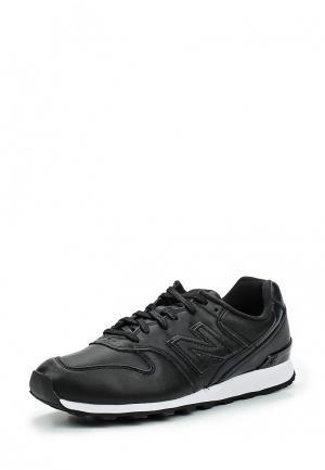 Кроссовки New Balance WR996. Цвет: черный