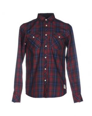 Pубашка IRIEDAILY. Цвет: красно-коричневый