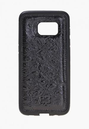 Чехол для телефона Bouletta Samsung Galaxy S7 Edge Flex Cover. Цвет: черный
