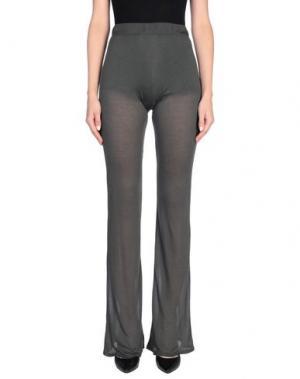 Повседневные брюки ALISA. Цвет: свинцово-серый