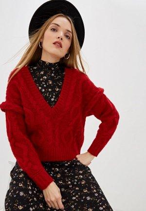 Пуловер Iro. Цвет: красный