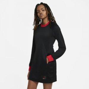Платье с длинным рукавом Jordan - Черный Nike