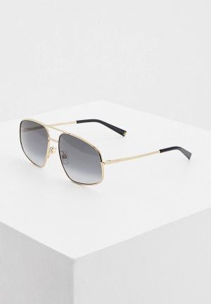 Очки солнцезащитные Givenchy GV 7193/S J5G. Цвет: золотой