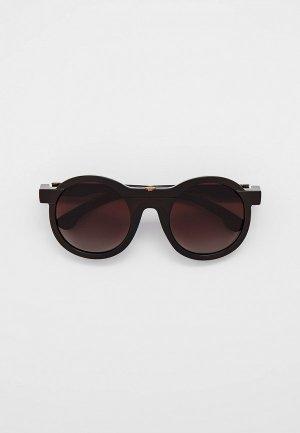 Очки солнцезащитные Matrix MTS8671. Цвет: коричневый