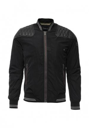Куртка утепленная Energie. Цвет: черный