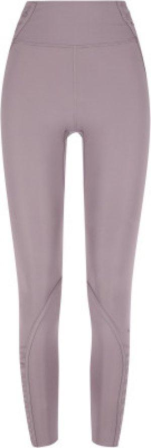 Легинсы женские One Luxe, размер 46-48 Nike. Цвет: фиолетовый