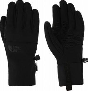 Перчатки мужские Apex Etip, размер 8 The North Face. Цвет: черный