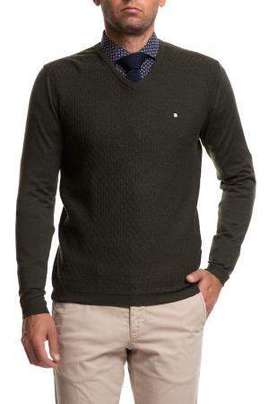 Пуловер Cacharel. Цвет: vr054 зеленый
