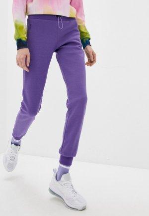 Брюки спортивные Colmar. Цвет: фиолетовый