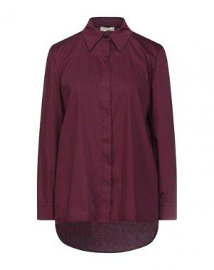 Pубашка H2O ITALIA. Цвет: красно-коричневый