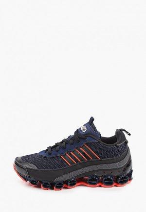 Кроссовки adidas Originals MICROBOUNCE T1. Цвет: синий