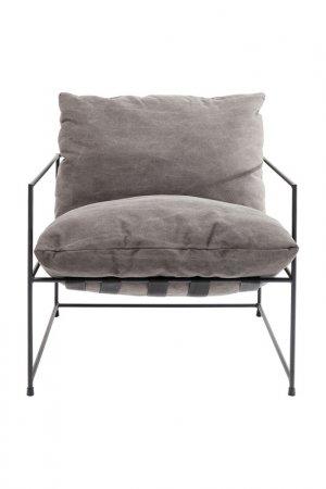Кресло Cornwall Kare. Цвет: серый