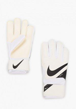 Перчатки вратарские Nike NK GK MATCH - FA20. Цвет: белый