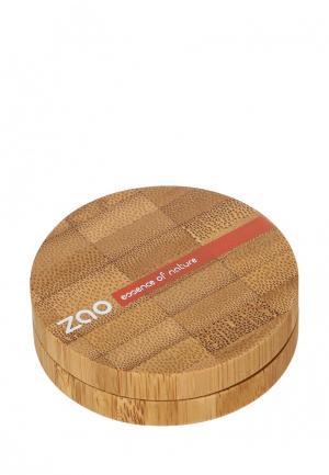 Пудра ZAO Essence of Nature 343 (золотистая бронза) (15 г). Цвет: коричневый
