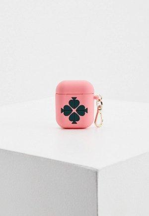 Чехол для наушников Kate Spade. Цвет: розовый