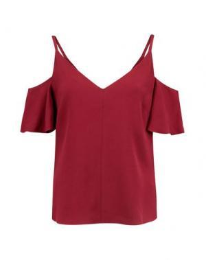 Блузка A.L.C.. Цвет: кирпично-красный