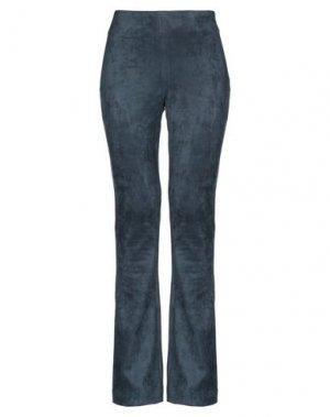 Повседневные брюки DRY LAKE.. Цвет: грифельно-синий