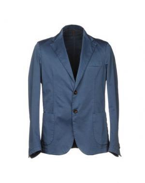 Пиджак LABORATORI ITALIANI. Цвет: пастельно-синий