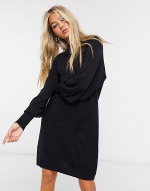 Платье -Черный In Wear