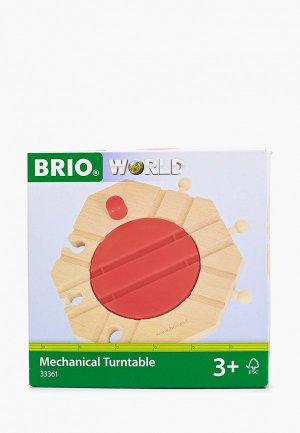 Конструктор Brio Механический перекресток. Цвет: разноцветный