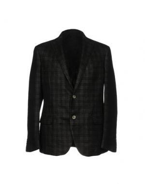 Пиджак SIVIGLIA. Цвет: стальной серый