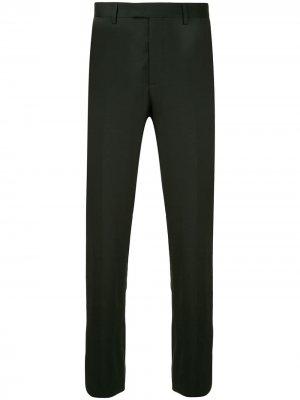 Классические брюки чинос Cerruti 1881. Цвет: черный