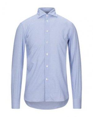 Pубашка BRIO. Цвет: лазурный