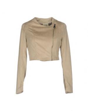 Куртка JIJIL. Цвет: бежевый