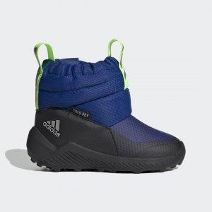 Зимние сапоги ActiveSnow WINTER.RDY Sportswear adidas. Цвет: зеленый