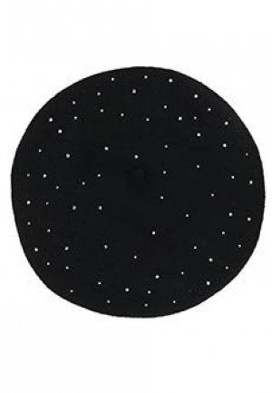 Берет TWINSET. Цвет: черный