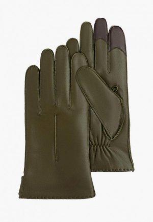 Перчатки Michel Katana. Цвет: зеленый