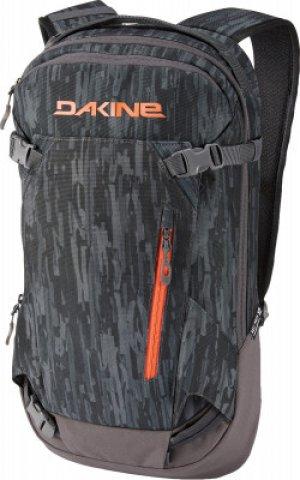 Рюкзак женский HELI PACK 12L Dakine. Цвет: серый