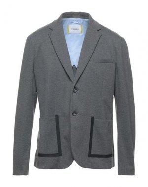 Пиджак ICEBERG. Цвет: серый
