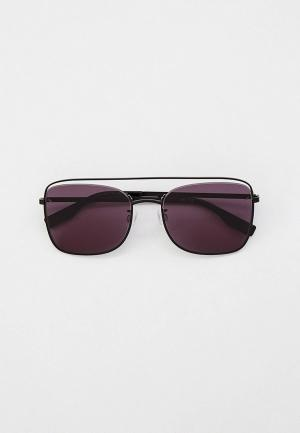 Очки солнцезащитные McQ Alexander McQueen MQ0310S. Цвет: черный