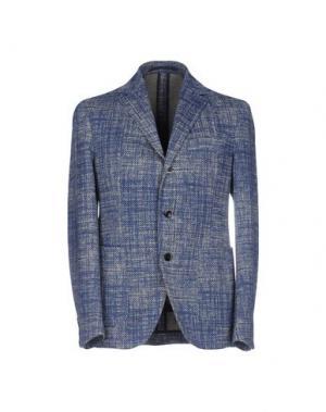 Пиджак CANTARELLI JERSEY PLANET. Цвет: пастельно-синий