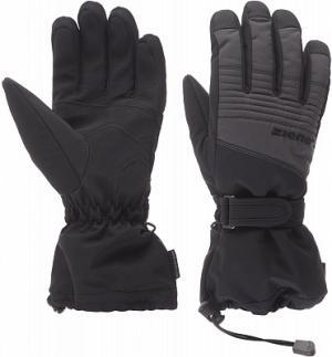 Перчатки мужские Gannik, размер 10 Ziener. Цвет: серый