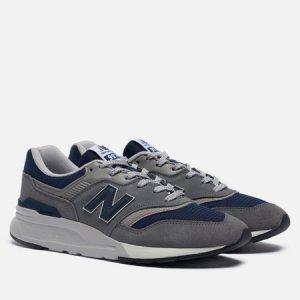 Мужские кроссовки CM997HAX New Balance. Цвет: серый