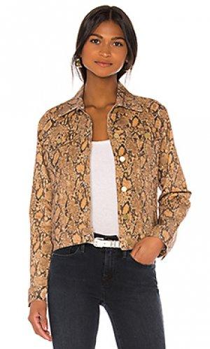 Куртка le vintage FRAME. Цвет: none