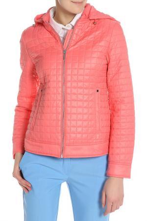Куртка Conver. Цвет: светло-красный
