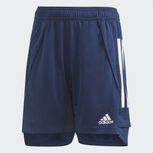 Тренировочные шорты Condivo 20 Performance adidas. Цвет: синий