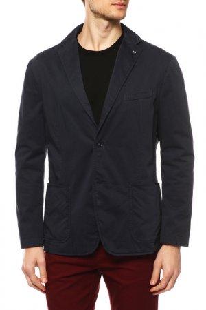 Пиджак HARMONT & BLAINE. Цвет: синий
