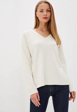 Пуловер Boss. Цвет: белый