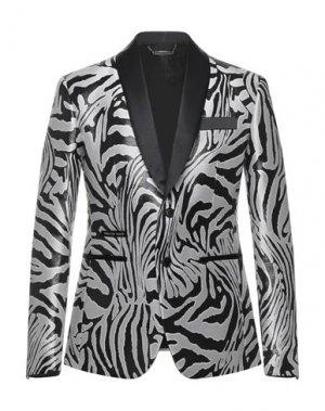Пиджак PHILIPP PLEIN. Цвет: светло-серый