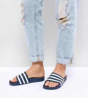 Сандалии (темно-синий/белый) Adilette adidas Originals
