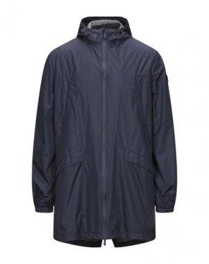 Легкое пальто CIESSE PIUMINI. Цвет: темно-синий