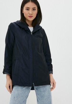 Куртка Dixi-Coat. Цвет: синий