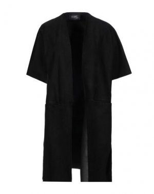 Легкое пальто STEWART. Цвет: черный