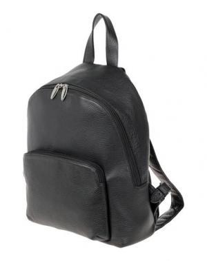 Рюкзаки и сумки на пояс LORIBLU. Цвет: черный